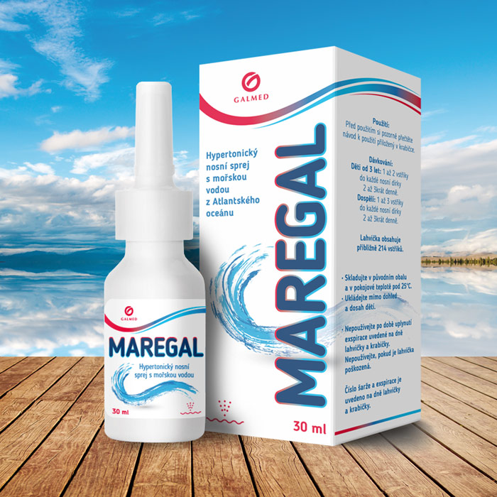 Maregal – léčivý přípravek