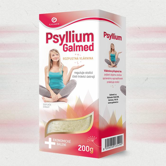 Psyllium od Galmedu – facelift obalu